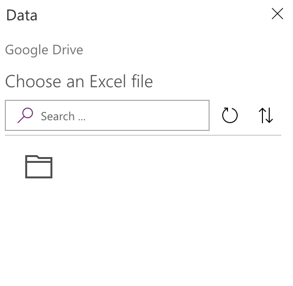 Creating a custom connector to upload a file to Google Drive from